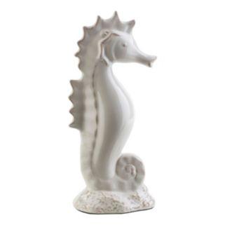 Decor 140 Verroth Ceramic Decorative Seahorse Table Decor