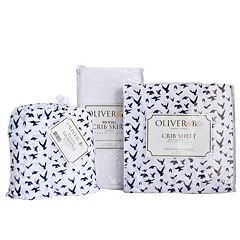 Oliver B 4-pc. Crib Bedding Set