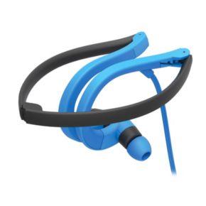 iHome iB33 Water-Resistant Foldable Behind-The-Neck Sport Headphones