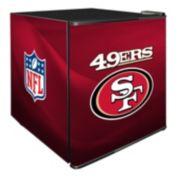 San Francisco 49ers Refrigerated Beverage Center