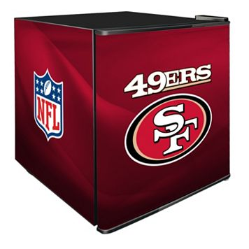 San Francisco 49ers Refrigerated Beverage Center