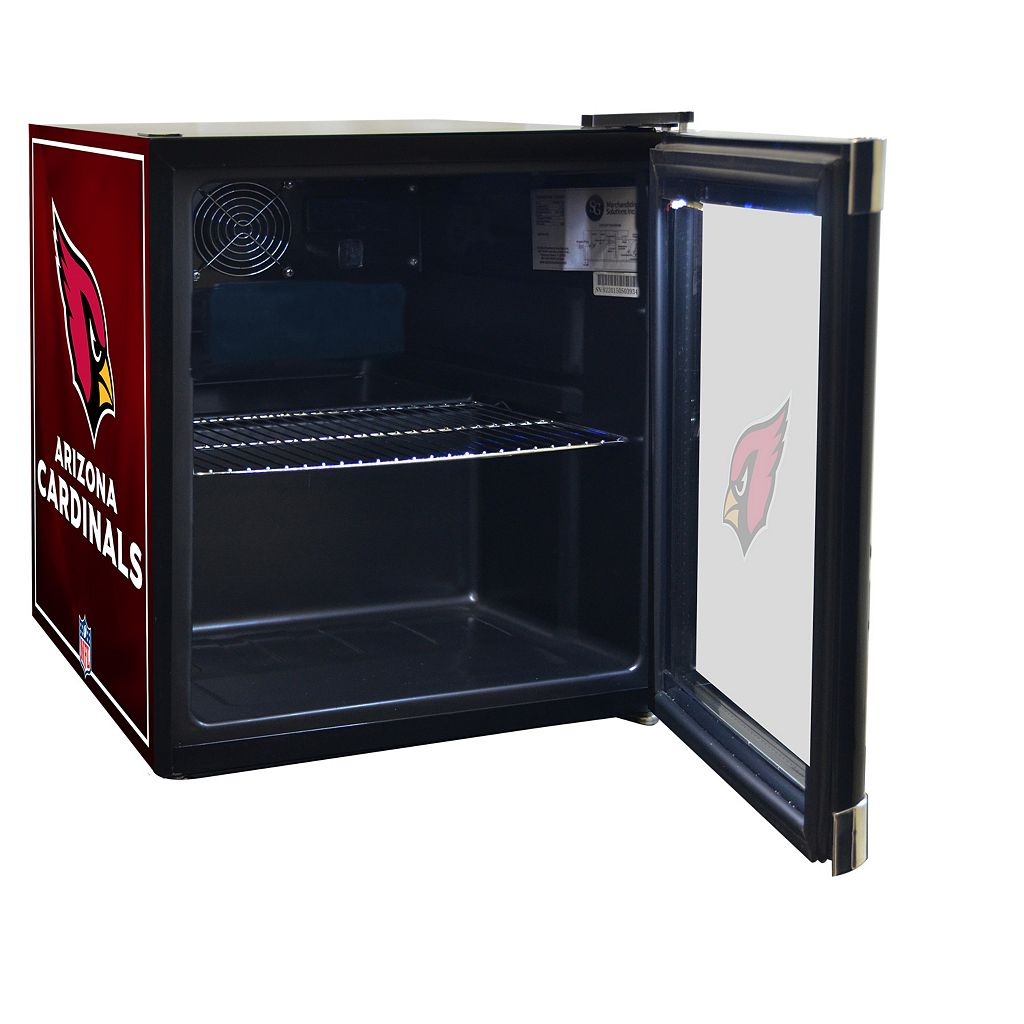 Arizona Cardinals 1.8 ct. ft. Refrigerated Beverage Center