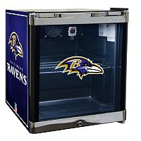 Baltimore Ravens 1.8 ctft. Refrigerated Beverage Center