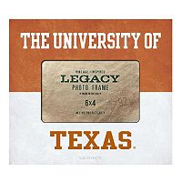 Legacy Athletic Texas Longhorns 4 x 6 Dreams Photo Frame