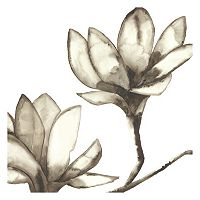 Artissimo Magnolia Canvas Wall Art