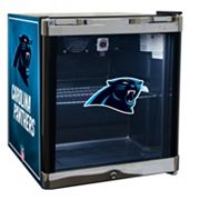 Carolina Panthers 1.8 ctft. Refrigerated Beverage Center