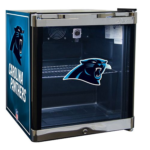 Carolina Panthers 1.8 ct. ft. Refrigerated Beverage Center