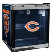 Chicago Bears 1.8 ctft. Refrigerated Beverage Center