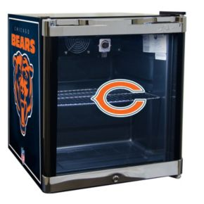 Chicago Bears 1.8 ct. ft. Refrigerated Beverage Center