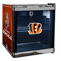 Cincinnati Bengals 1.8 ctft. Refrigerated Beverage Center