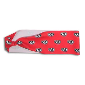 Legacy Athletic Wisconsin Badgers Champ Headband