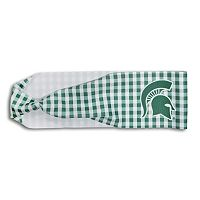 Legacy Athletic Michigan State Spartans Gingham Headband