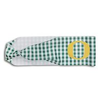 Legacy Athletic Oregon Ducks Gingham Headband