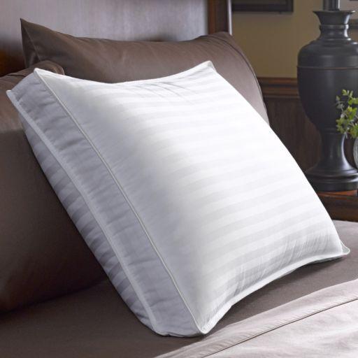Restful Nights Down Surround Firm Pillow