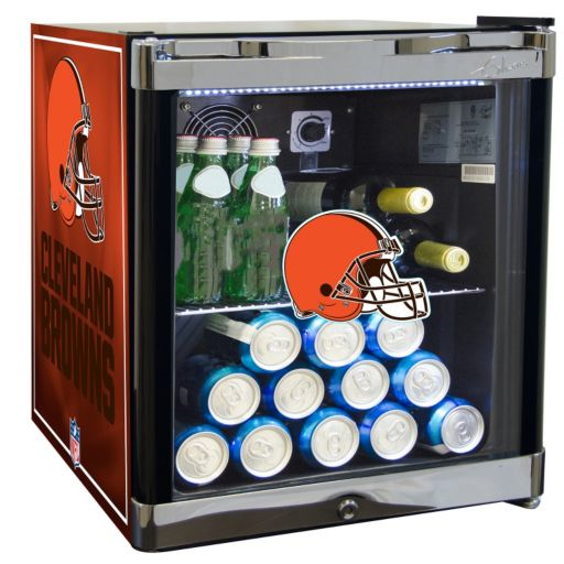 Cleveland Browns 1.8 ct. ft. Refrigerated Beverage Center