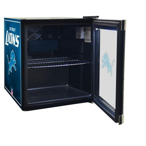 Detroit Lions 1.8 ct. ft. Refrigerated Beverage Center