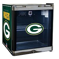 Green Bay Packers 1.8 ctft. Refrigerated Beverage Center