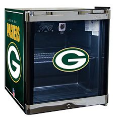 Green Bay Packers 1.8 ct. ft. Refrigerated Beverage Center