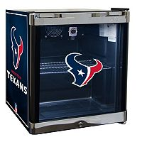 Houston Texans 1.8 ctft. Refrigerated Beverage Center
