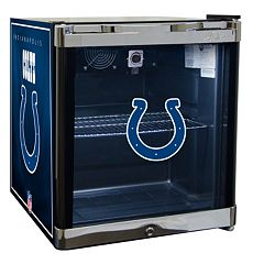 Indianapolis Colts 1.8 ctft. Refrigerated Beverage Center