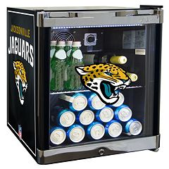 Jacksonville Jaguars 1.8 ct. ft. Refrigerated Beverage Center