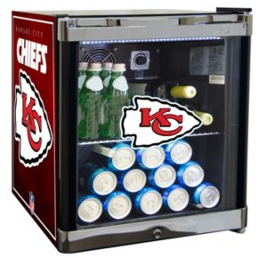 Kansas City Chiefs 1.8 ct. ft. Refrigerated Beverage Center