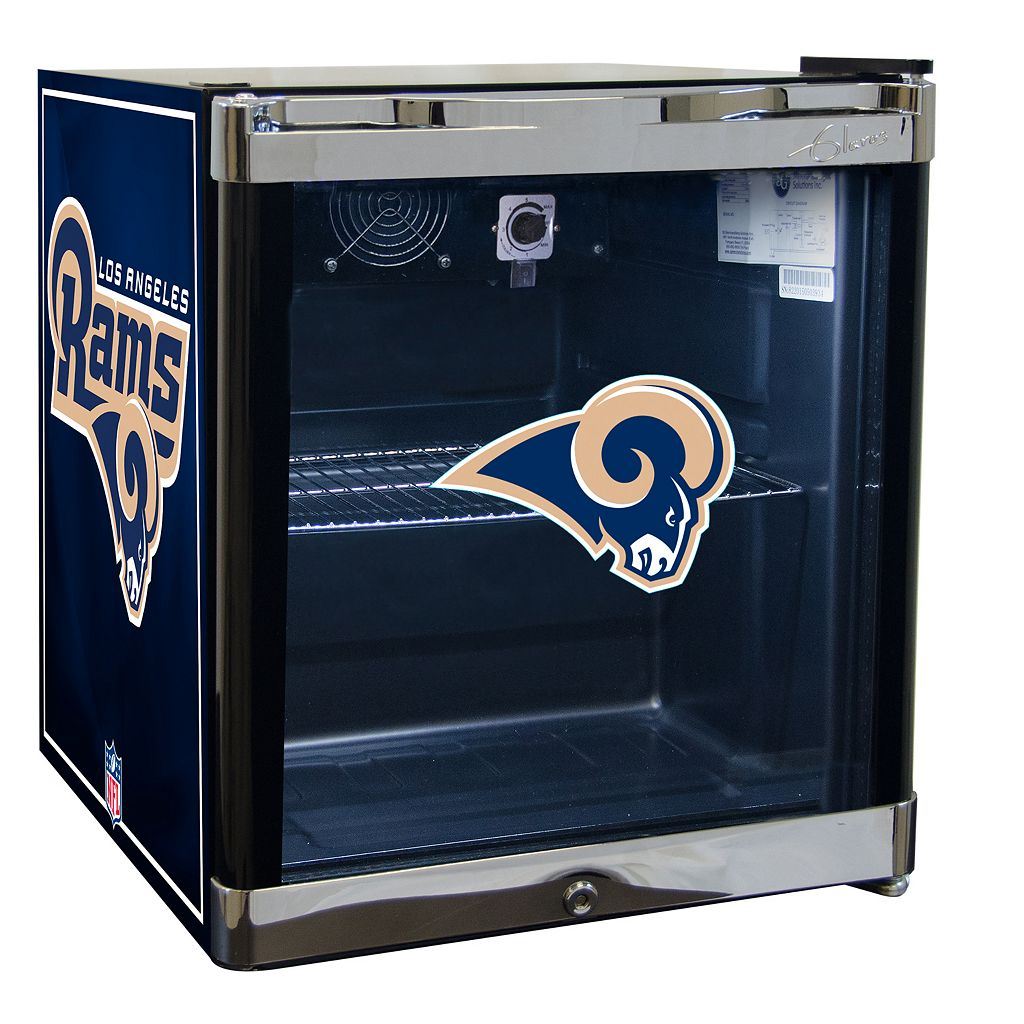 Los Angeles Rams 1.8 ct. ft. Refrigerated Beverage Center