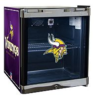 Minnesota Vikings 1.8 ctft. Refrigerated Beverage Center