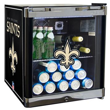 New Orleans Saints 1.8 ct. ft. Refrigerated Beverage Center