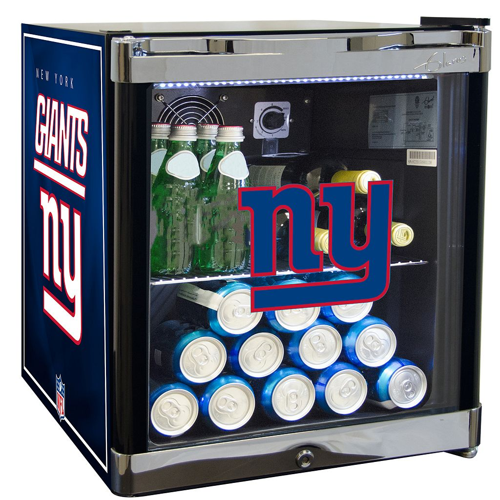 New York Giants 1.8 ct. ft. Refrigerated Beverage Center