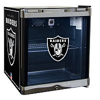 Oakland Raiders 1.8 ctft. Refrigerated Beverage Center
