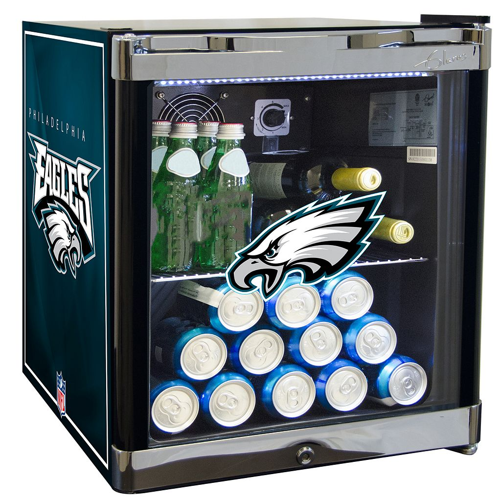 Philadelphia Eagles 1.8 ct. ft. Refrigerated Beverage Center