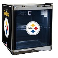 Pittsburgh Steelers 1.8 ctft. Refrigerated Beverage Center