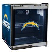 San DiegoChargers 1.8 ctft. Refrigerated Beverage Center
