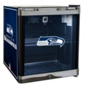 Seattle Seahawks 1.8 ct. ft. Refrigerated Beverage Center