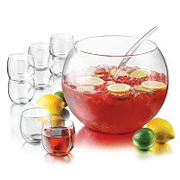 Food Network™ Selene 10-pc. Punch Bowl Set
