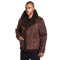 Men's Excelled Faux-Shearling Jacket