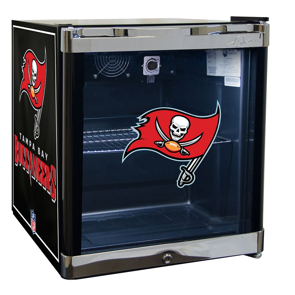 Tampa Bay Buccaneers 1.8 ct. ft. Refrigerated Beverage Center