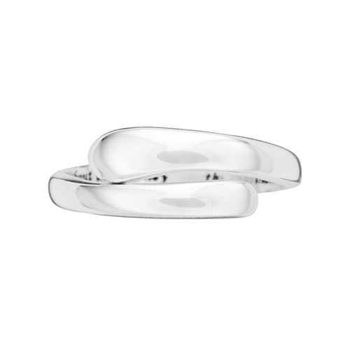PRIMROSE Sterling Silver Bypass Ring