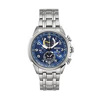 Seiko Men's Prospex Stainless Steel Solar World Time Watch - SSC507
