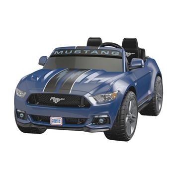 Power Wheels Smart Drive Ford Mustang by Fisher-Price