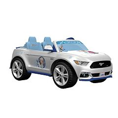 Disney's Frozen Power Wheels Smart Drive Ford Mustang by Fisher-Price