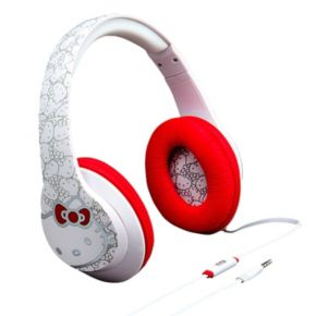 Hello Kitty® Over-the-Ear Headphones by iHome
