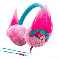 DreamWorks Trolls Plush Headphones