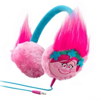 DreamWorks Trolls Plush Headphones