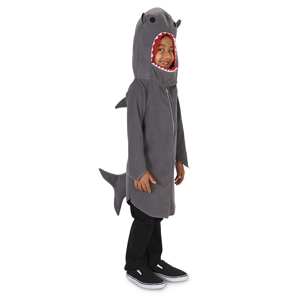 Kids Sly Shark Costume
