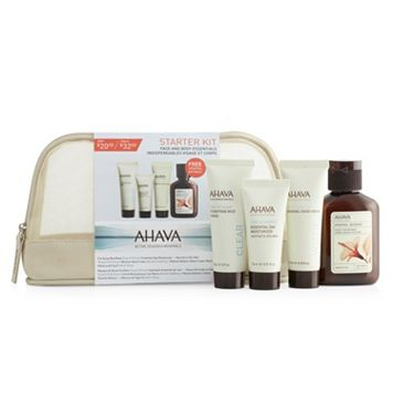 AHAVA Face & Body Essentials Starter Kit