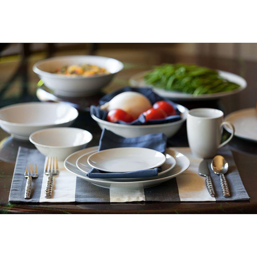 10 Strawberry Street Simply White 52-pc. Dinnerware Set