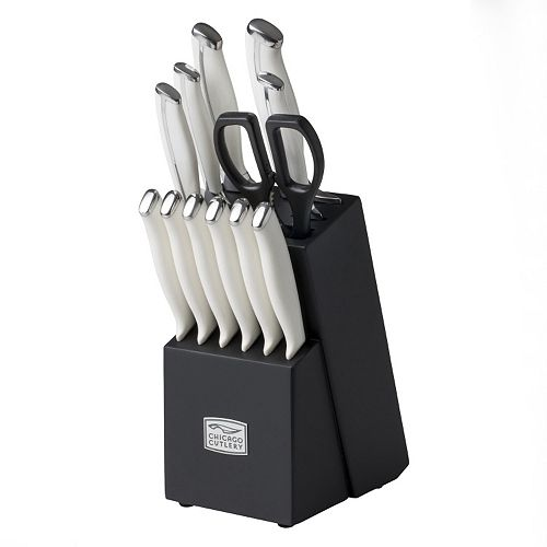 Chicago Cutlery Wellington 13-pc. Knife Block Set