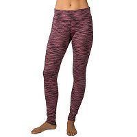 Women's Jockey Sport Laser Space-Dyed Performance Leggings